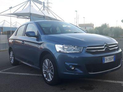 used Citroën C-Elysee I - 2017