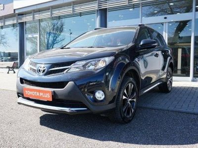 used Toyota RAV4 2.2 D-CAT A/T 4WD Style