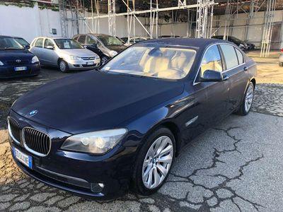 usata BMW ActiveHybrid 7 7L ITALIANA (NO IMPORTAZIONE) TAGLIANDI