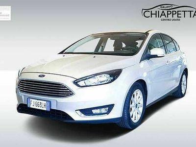 usata Ford Focus 1.5 TDCi 120 CV Start&Stop Titanium