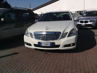 used Mercedes E200 CDI BlueEFFICIENCY Elegance automatico