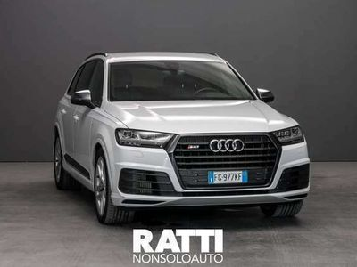usata Audi SQ7 4.0 V8 TDI Quattro Tiptronic Business