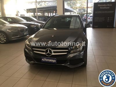 usado Mercedes 200 CLASSE C SW C SWd (BT) Business auto
