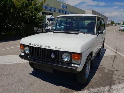 brugt Land Rover Range Rover 3door TOTAL RESTORATION