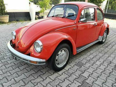usata VW Maggiolino restaurata 1983