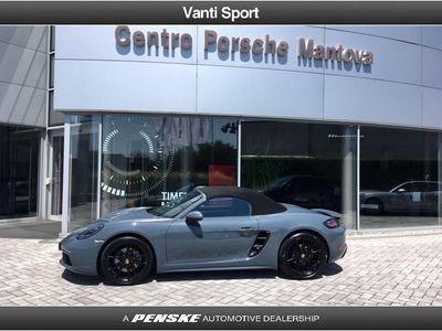 used Porsche 718 Boxster2.0