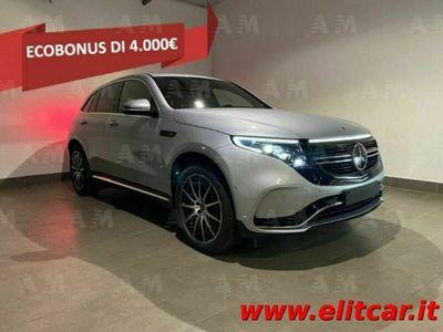 usata Mercedes EQC Classe400 4Matic Electric Tech Edition nuova a Magenta