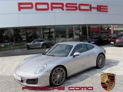 usado Porsche 911 Carrera 4 991 3.0 Coupé-CERCHI 20-SPORT CHRONO