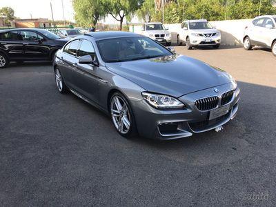 usata BMW 640 D xDrive Gran Coupe' M-sport