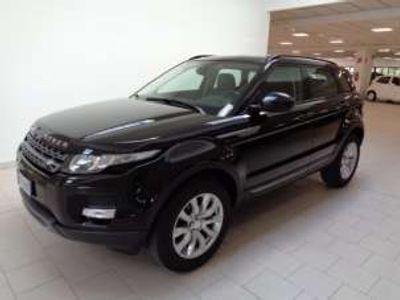 usata Land Rover Range Rover evoque 2.2 TD4 Coupé Prestige Diesel