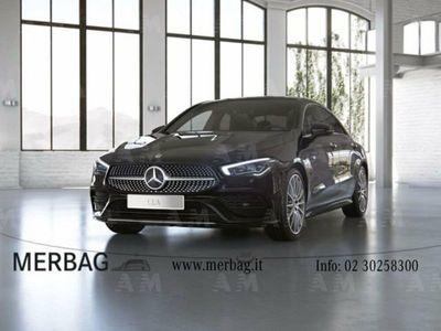 usata Mercedes CLA250 Automatic 4Matic Premium nuova a Milano