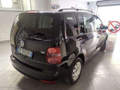 usata VW Touran 1.9 TDI 105CV DPF Trendline 7 POSTI