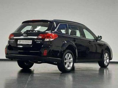 usata Subaru Outback 2.0D Lineartronic Style UNICO PROPRIETARIO - TRAZ