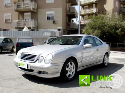 usata Mercedes CLK230 Coupè Kompr. Avantgarde 197cv (2001) (230 Kompressor Avantgarde)