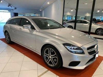 usata Mercedes CLS250 Shooting Brake sport automatica