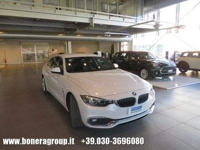 usado BMW 420 Gran Coupé Serie 4 GC d Luxury