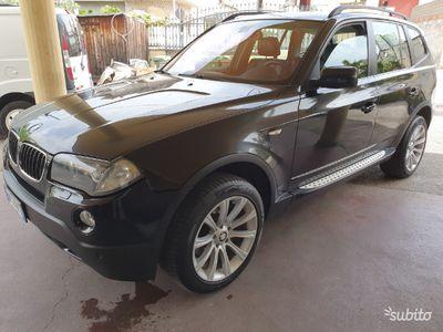 brugt BMW X3 2.0 D Futura. 150 cv 2008