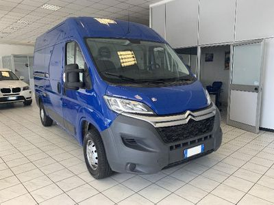 usata Citroën Jumper 33 Blue HDI 130 PM-TM L2 H2