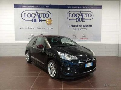 usata DS Automobiles DS3 DS 3 1.6 HDi 90 So Chic
