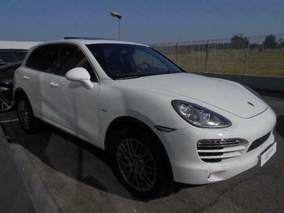 usata Porsche Cayenne 3.0 diesel uff italia uni pro approved