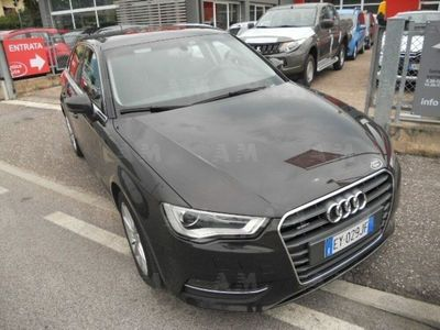 usata Audi A3 Sportback 2.0 TDI 184 CV clean diesel quattro S tronic Ambiente usato