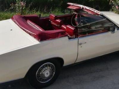 usata Cadillac Eldorado Convertible