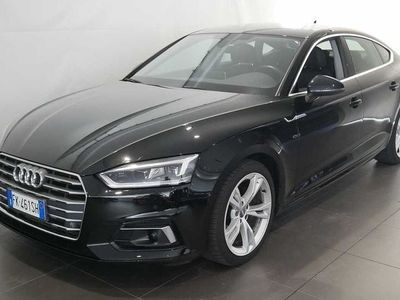 usata Audi A5 SPB 2.0 TFSI S tronic g-tron Business Sport