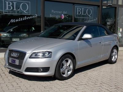usata Audi A3 Cabriolet 2.0 TDI F.AP. AMBITION - UNI. PRO. - IVA ES