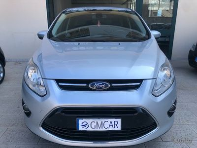 usata Ford C-MAX 1.6 TDCi Titanium cv 115 Garanzia Plus