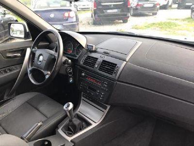 usata BMW X3 2.0d Futura