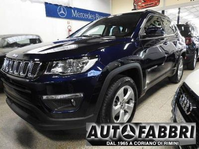 usata Jeep Compass -- 1.4 MultiAir 2WD Limited BI-FUEL