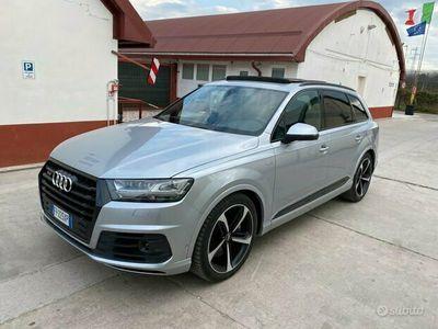 usata Audi SQ7 4.0 435cv extra accessoriata - 2018