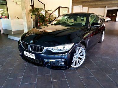 usata BMW 428 i xDrive Msport Cabrio