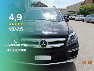 brugt Mercedes GL350 BlueTEC 4matic Premium