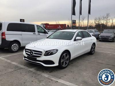 gebraucht Mercedes E220 CLASSE E BERLINAAuto BUSINESS SPORT