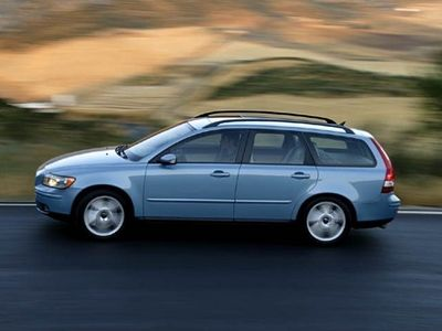 brugt Volvo V50 D2 POLAR PLUS usato