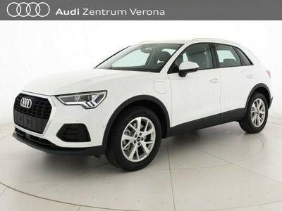 usata Audi Q3 45TFSI e 245CV Str Business Listino: 56.859€
