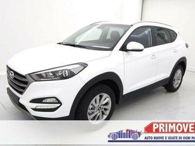 usata Hyundai Tucson 1.6 GDI 2WD,navi,pelle,lega 17,camera,clima aut.,s