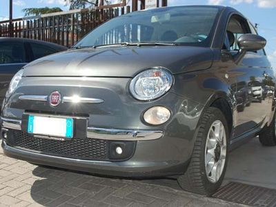 usata Fiat 500 1.2 Bz 69Cv Lounge Lega Bluetooth Tetto Km-37804