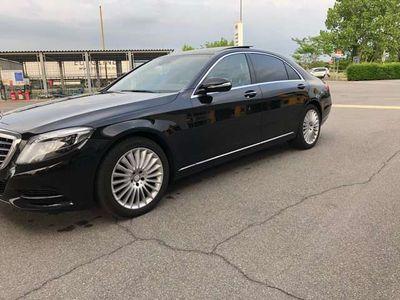 usata Mercedes S350 BlueTEC Premium Lunga