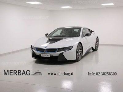 begagnad BMW i8 i8 Coupédel 2016 usata a Milano