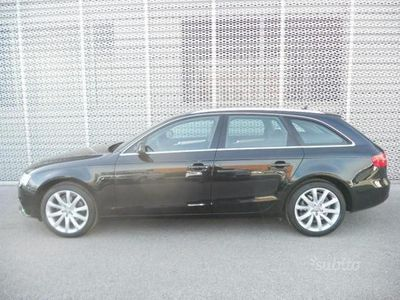 usata Audi A4 Avant 2.0 TDI 177 CV QUATTRO S-TR. BUSINESS PLUS