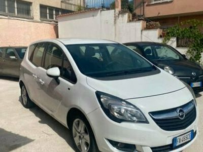 usata Opel Meriva gpl km certificati x oggi