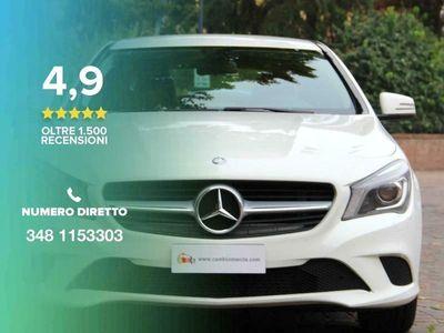 usata Mercedes CLA180 CDI Premium