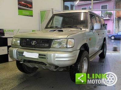 usata Hyundai Galloper TDI Wagon Comfort