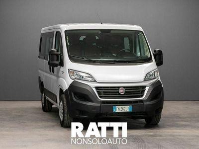 usata Fiat Ducato MJT 2.3 150CV Panorama