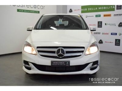 usata Mercedes B200 NGD Sport Benzina/Metano