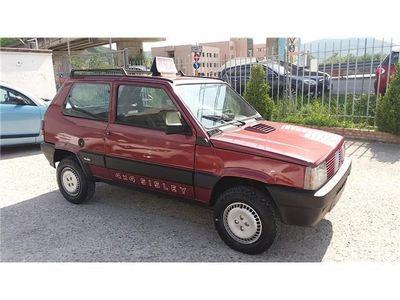 Sold fiat panda 4x4 1 0 sisley po used cars for sale for Fiat panda 4x4 sisley usata