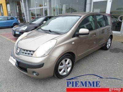 käytetty Nissan Note 1.4 16V Acenta PERFETTA DOPPIO TRENO DI GOMME!!!