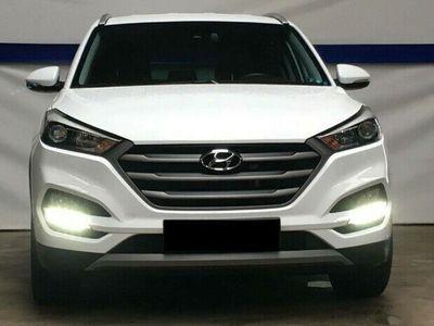 usata Hyundai Tucson 1.7 Crdi